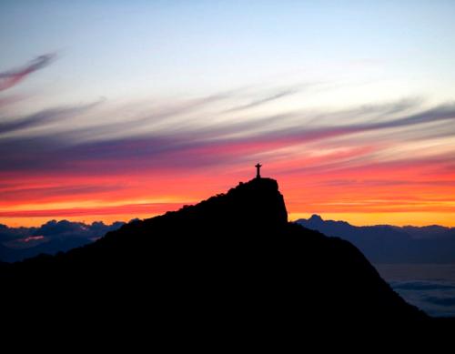 Lugares pra ver o pôr do sol RJ